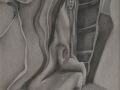 Untitled, pencil on paper, 18x25cm, 2004