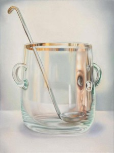 Thanassisfrissirasgallery, 2010,  oil on canvas, 40x30cm, objectivity  21